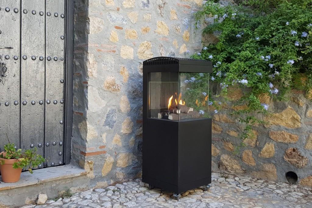 calefaccion exterior a gas en sevilla dagape