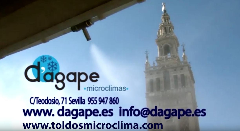 dagape microclimas en sevilla